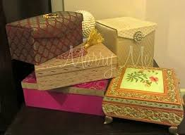 indian wedding gift box wedding favors