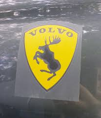 volvo logo funny volvo deer logo volvo pinterest volvo volvo cars and
