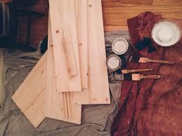 Whitewashed Wood Paneling Diy Scandinavian Whitewashed Wood
