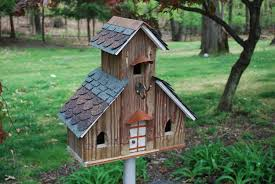 Cool Bird House Plans by Cool Wooden Bird Houses
