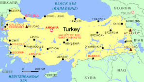 ankara on world map map of turkey israa mi raj net
