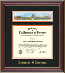 of south carolina diploma frame u of tennessee diploma frame c lacquer utk stad collage black