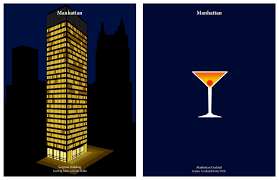 drink like an architect pair your cocktail with the perfect