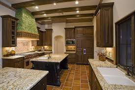 Colored Kitchen Faucet Appliances Travertine Tile Backsplash With Claccis Kitchen
