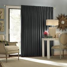 Eclipse Curtains Thermalayer by Amazon Com Eclipse Thermal Blackout Patio Door Curtain Panel 100