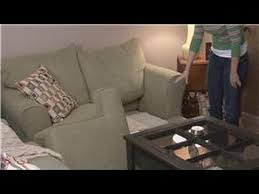 how to fix a sagging sofa housekeeping tips how to keep couch cushions from slipping youtube
