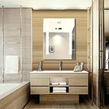backlit bathroom vanity mirror diy backlit mirror full image for bathroom vanity mirror with built