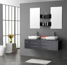Modern Bathroom Vanities For Less Exquisite Modern Bathroom Vanities For Less With A Pair Of White