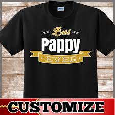 pappy shirt birthday gift an awesome personalized gift for pappy
