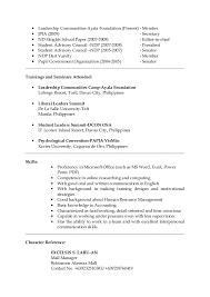 sle resume for working students in the philippines 5th grade biography book report outline critical essays on poetry