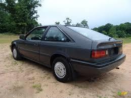 1988 Accord Hatchback Graphite Gray Metallic 1986 Honda Accord Lxi Hatchback Exterior