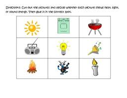 energy heat light and sound by carissa teachers pay teachers