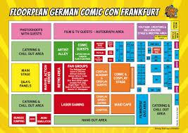 german comic con floorplan