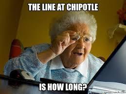 Chipotle Memes - image jpg