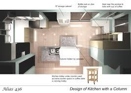 kitchen design inspiring l shaped kitchen designs with island