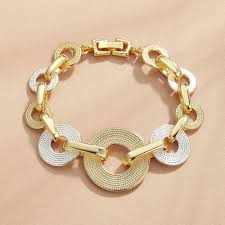 rose color bracelet images Viennois gold color bracelets bangles for women silver color jpg