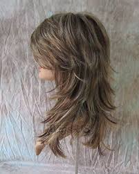haircut choppy with points photos and directions long wig choppy layers lots of motion auburn ginger and pale blonde