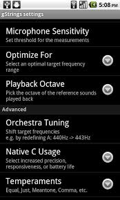 gstrings apk tuner gstrings free for android free and software