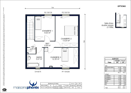 plan maison 80m2 3 chambres plan maison 80m2 free plan maison 80m2 with plan maison 80m2