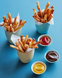 oven baked fries weelicious