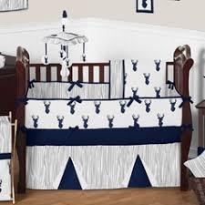 checks striped and plaid crib bedding