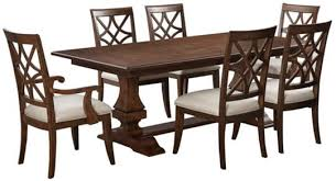 Klaussner Dining Room Furniture Trisha Yearwood Dining Table Art Van Furniture Furniture