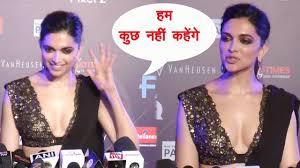 5 Deepika Padukone Controversies That Stunned Bollywood - deepika padukone s shocking reaction ignores media on padmavati