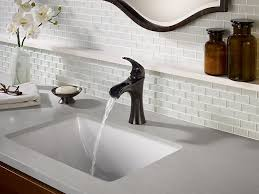Clean Chrome Bathroom Fixtures Bathroom Faucets Bathroom Water Faucet Cleaning Rubbed Bronze
