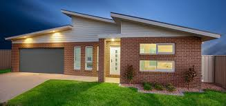 Home Designer Pro Roof Return by A Beautiful Facade With Skillion Roof Bricks And Modern Windows
