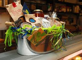 local gift baskets give a greene grape sustainable gift basket for the holidays