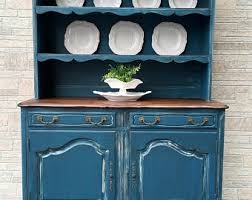french country hutch etsy