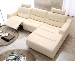 wonderful couch with chaise and recliner 3 piece sectional sofa