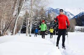 a nordic skier u0027s guide to cross country skiing around bozeman