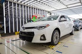 toyota makes toyota u0027s mississippi plant makes 500 000th corolla