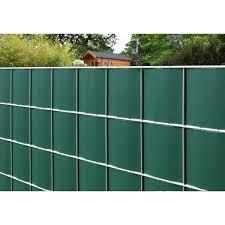 Sichtschutz Fur Dusche Sichtschutz Für Doppelstabmatten Auf Rolle Grün 19 Cm X 20 5 M