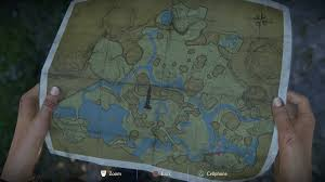 World Treasure Map by Uncharted The Lost Legacy Treasure Locations Guide Usgamer