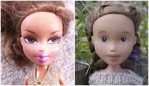 wipes makeup bratz dolls wins babble