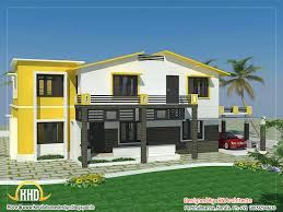 2 floor indian house plans 2 story house design and plan 2485 sq feet indian home decor