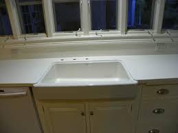 undermount sink installation befon for