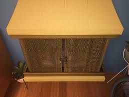 nos montgomery ward u201cstyle house u201d electric wall fireplace