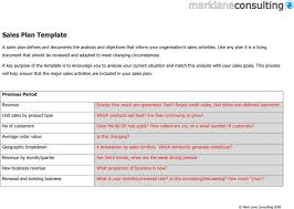 download sales plan template 1 for free tidyform