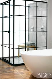 splendor in the bath the shower enclosure is modeled after splendor in the bath the shower enclosure is modeled after vintage factory windows interior