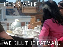 halloween horror nights memes it u0027s simple we kill the batman know your meme
