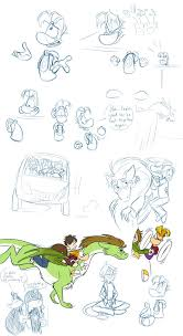 gwee meets rayman doodle page part 7 by earthgwee rayman