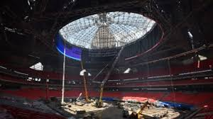 mercedes dome retractable roof won t participate in mercedes stadium