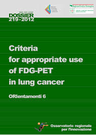 soci t g n rale si ge social criteria for appropriate use of fdg pet pdf available