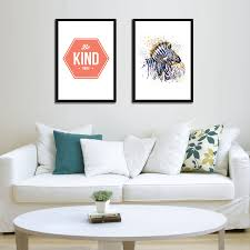 Nordic Home Compare Prices On Zebra Framed Art Online Shopping Buy Low Price