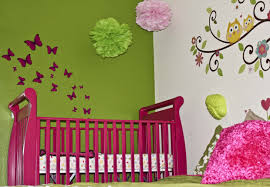 Pink And Green Bedroom - pink and green walls in a bedroom ideas nrtradiant com