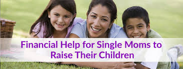 financial help for single to raise their children jpg