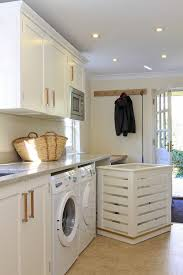 Country Laundry Room Decorating Ideas Appealing Ideas Design For Laundry Baskets On Wheels Country